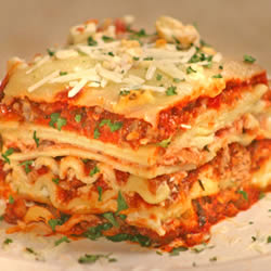 Edible Lasagna